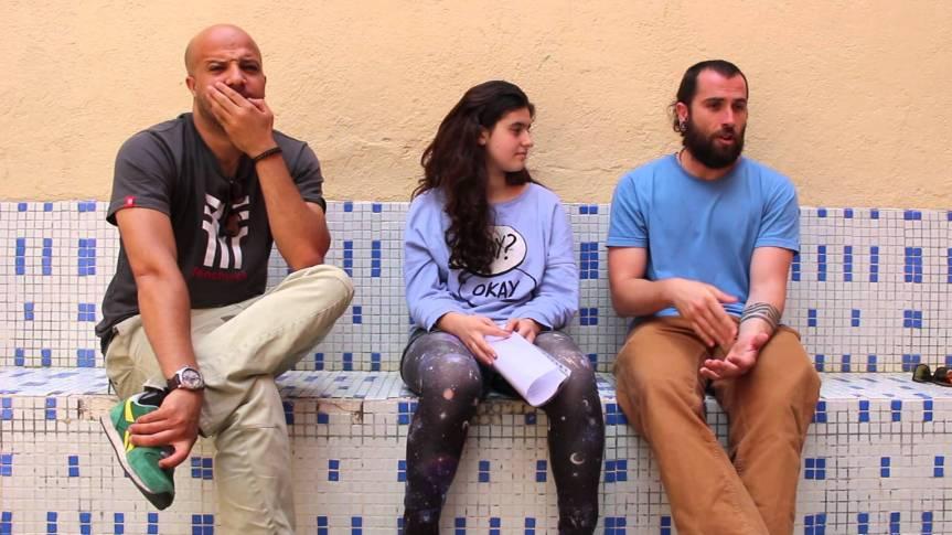 Entrevista als educadors de carrer delRaval